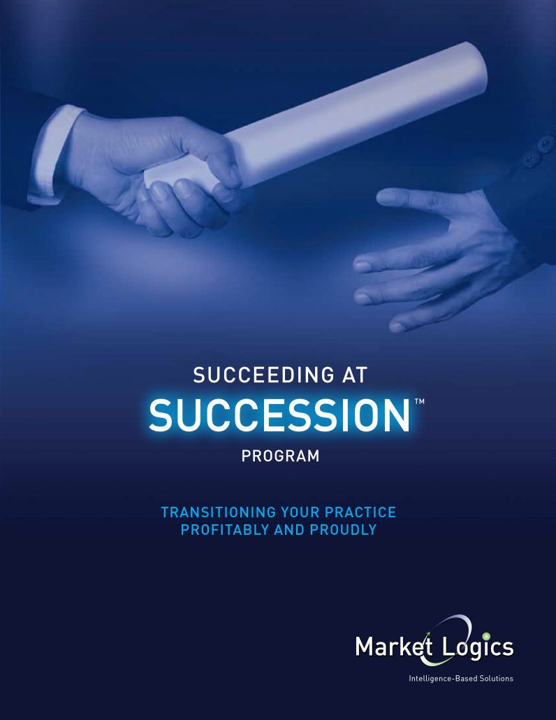Market Logics - Succeeding at Succession Planning Program